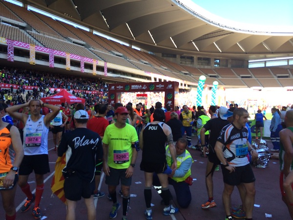 Olympic Stadium Sevilla