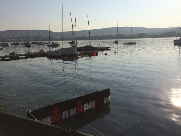 Ironman Zurich Race Venue